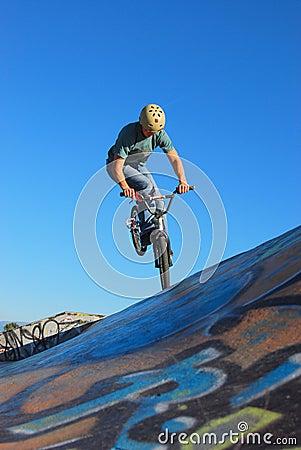 Free BMX Jump Stock Photos - 7328233