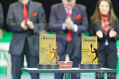 BNP Paribas Zurich Open Champions Tour 2012 Editorial Image