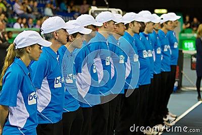 BNP Paribas Zurich Open Champions Tour 2012 Editorial Photo