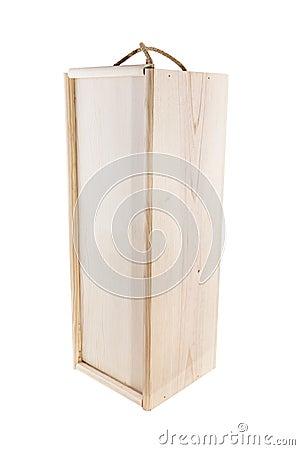 bo te en bois de vin photo stock image 39652170. Black Bedroom Furniture Sets. Home Design Ideas