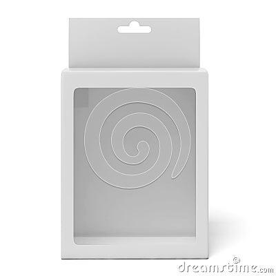 Bo te en carton avec une fen tre en plastique transparente - Boite plastique transparente ikea ...