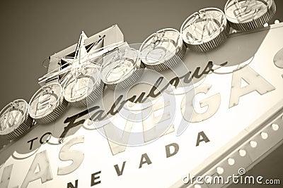 Boa vinda de Las Vegas