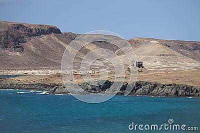 Boa Vista coast