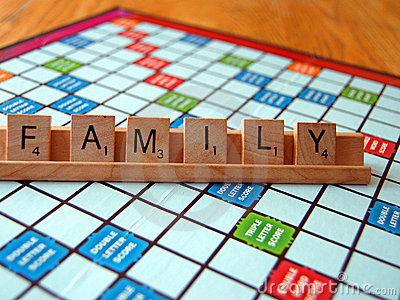 Board Game Family