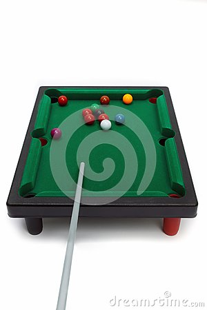 Board game -   snooker