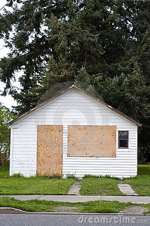 Free Boarded-up House Stock Photos - 4990063