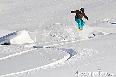 Boarder jump