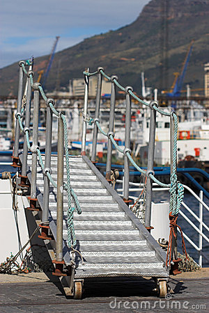 Boarding Bridge / Ladder