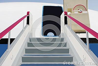 Boarding ramp