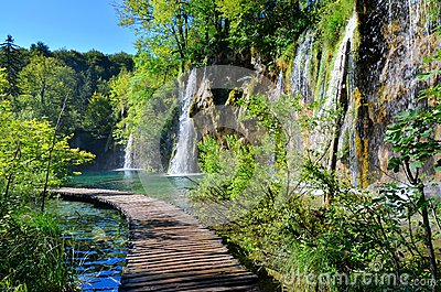 Lake and Waterfall Holidays