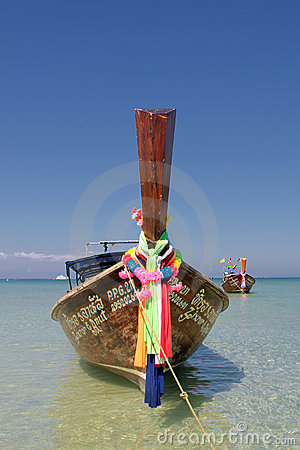 Boat Editorial Stock Image
