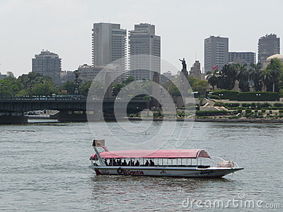 Boat Editorial Stock Photo