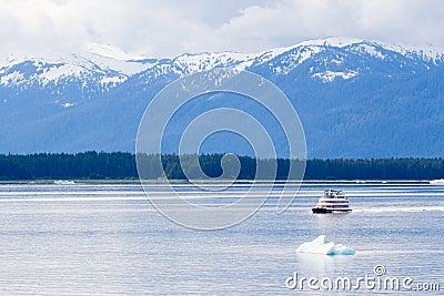 Boat in Alaska
