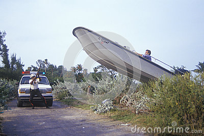 Boat chase Scene from set of  Temptation Editorial Photography