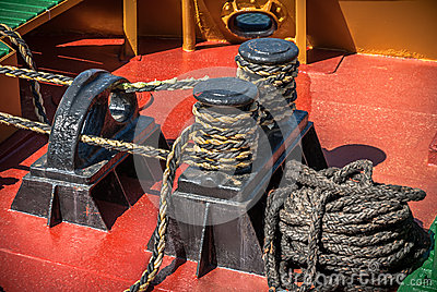 Boat Deck Rope