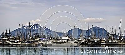 Boat Harbor, Sitka Alaska