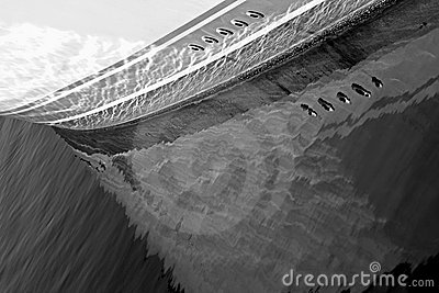 Boat Hull Fibreglass