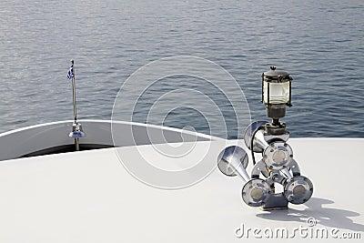 Boat klaxon