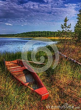 Boat Stock Photo Image 42807741
