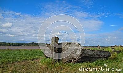 Boat - Shipwrecked