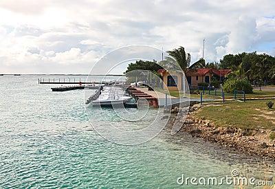 Boat station