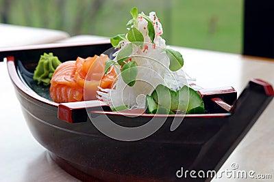 Boat Sushi Sampler