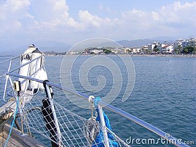 Boat trip Turkey