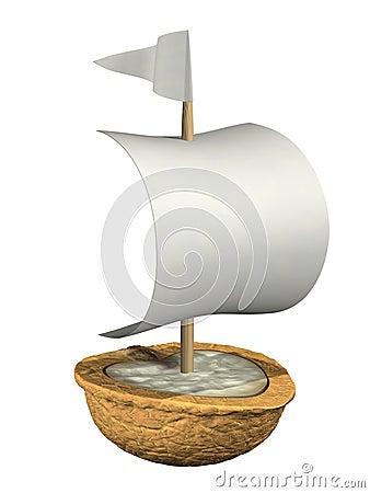 Boat Walnut