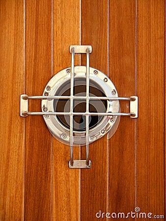 Free Boat Window Royalty Free Stock Photos - 986978