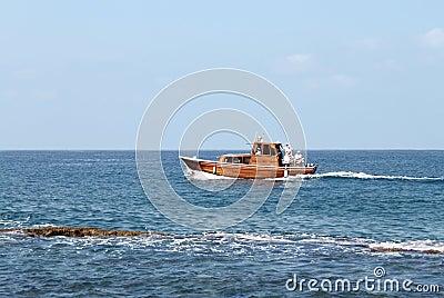Boating in Lebanon