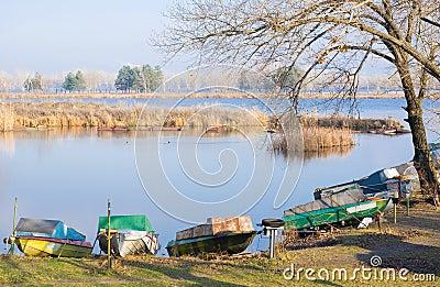 Boating station