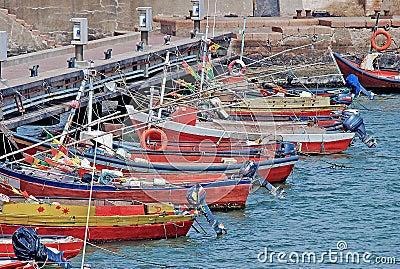 boats dock