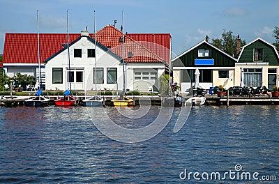 Boats - Friesland