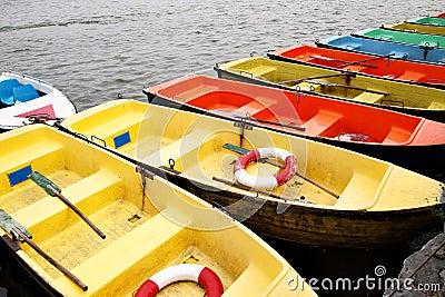 Boats hire