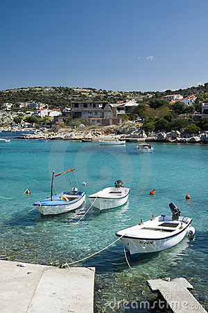 Free Boats In The Harbor Stock Photography - 3004002