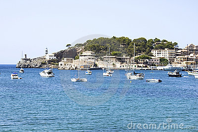 Boats in Marina, Majorca
