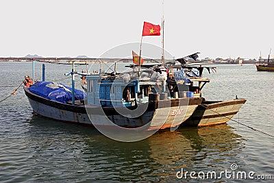 Boats, Vietnam