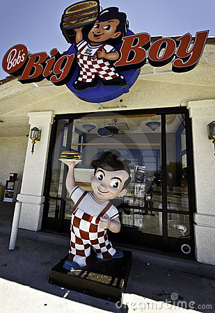 Bob s Big Boy Editorial Photo