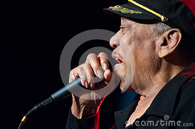Bobby Blue Bland Editorial Stock Image