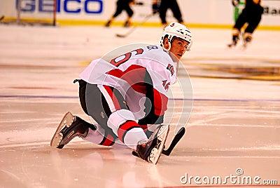 Bobby Butler Ottawa Senators Editorial Stock Photo