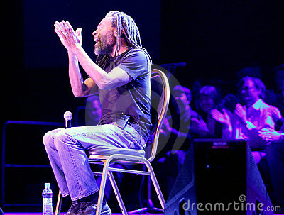 Bobby McFerrin On JazzFestBrno 2011 Royalty Free Stock Photo - Image: 19057365