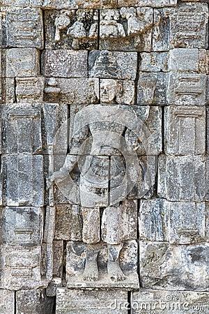Free Boddhisattva Image In Candi Sewu Buddhist Complex, Java, Indones Royalty Free Stock Photo - 35290645