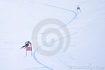 Bode Miller - Fis World Cup Editorial Stock Image