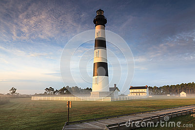 Bodie Island Lighthouse Hatteras North Carolina