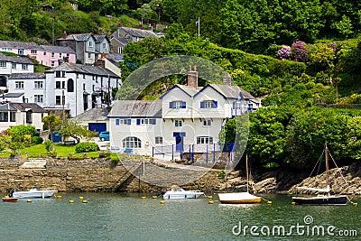 Bodinnick Cornwall