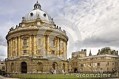 Bodleian Library - Oxford - England