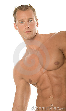 Free Body Builder Royalty Free Stock Photography - 2188247