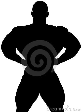Body Builder Shadow