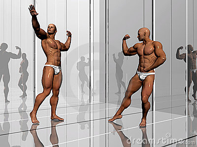 Body building, lifestyle.