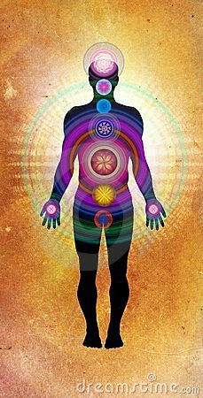 Body Chakras - healing energy